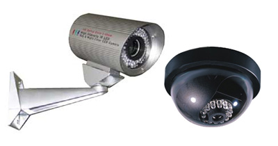 Infra Red Lighting Cameras